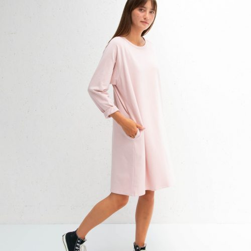 Brody Dress - Pink