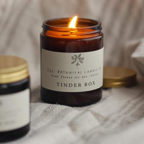 Botanical Candles - Tinder Box
