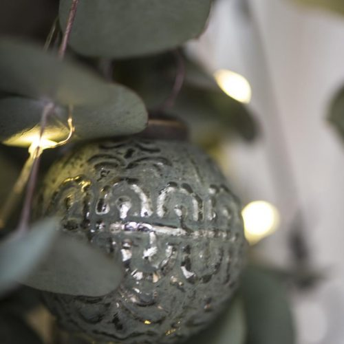 Small Green Bauble