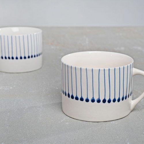 Iba Indigo Mug