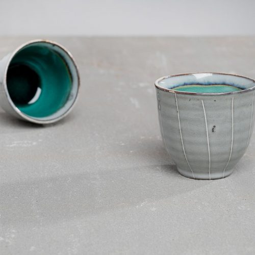 Dakara Aqua Green Mug