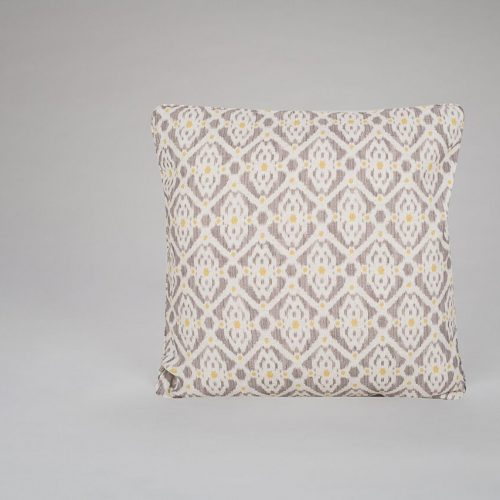 Saphira Grey Cushion