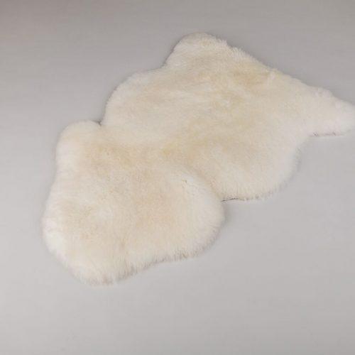 Natural Ivory Sheepskin