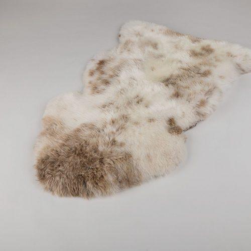 Natural Mottled Sheepskin