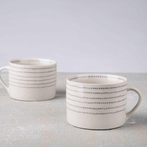 Bria Grey Mug