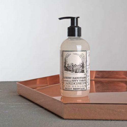 Cardamom & Ginger Hand Wash