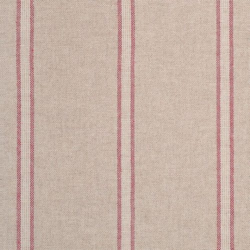 Provence Stripe Red