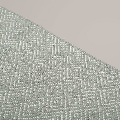 Diamond Dove Grey Rug