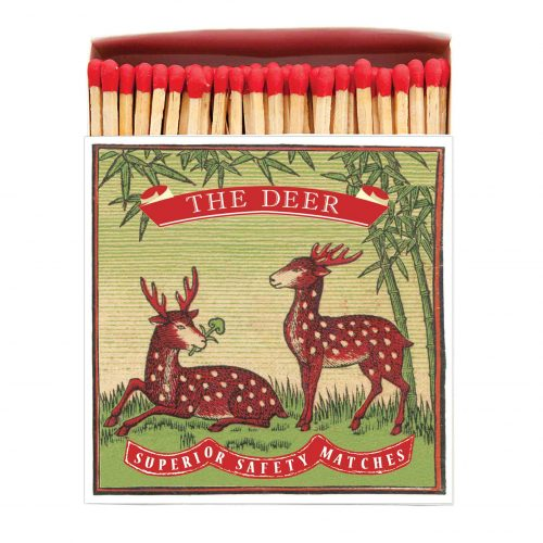 Deer Matches