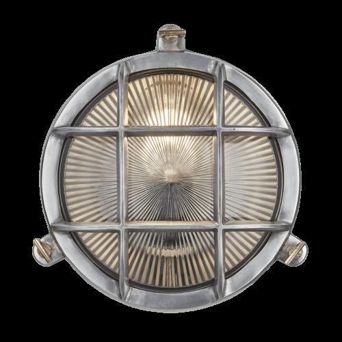 Round Bulk Head - Gunmetal