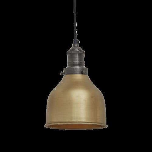 Brooklyn Cone - 7 Inch - Brass