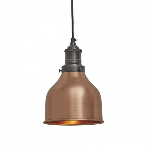 Brooklyn Cone - 7 Inch - Copper