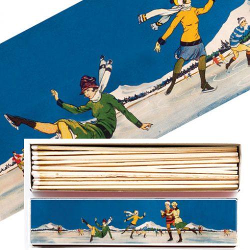 Very Long Skating Matches