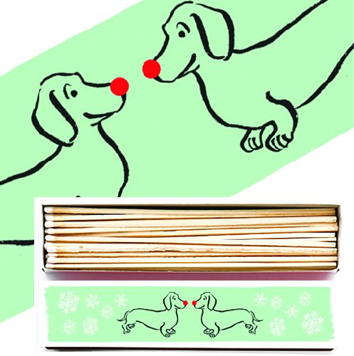 Very Long Dachsund Matches