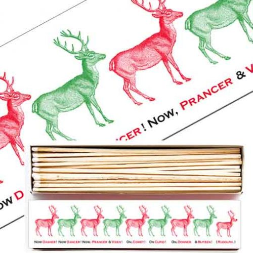 Very Long Rudolph Matches