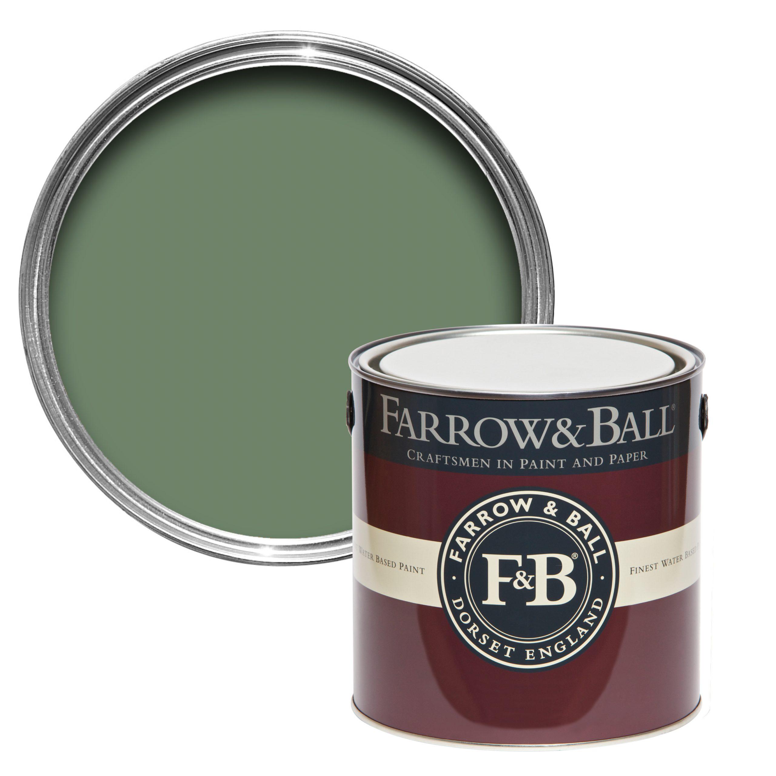 Farrow & Ball - Calke Green 34 Rooms With a View