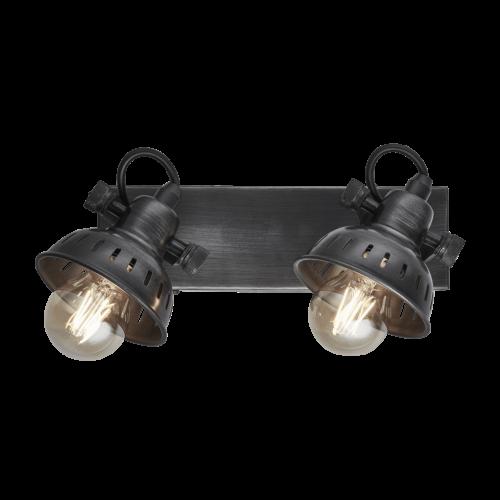 Double Swivel Spotlight