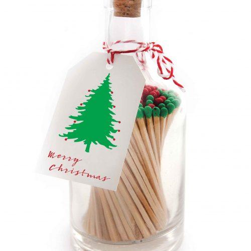 Christmas Tree Bottle