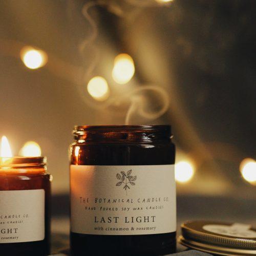Botanical Candles - Last Light