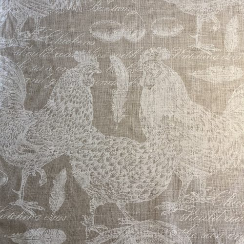 11.4m Chickens on Linen