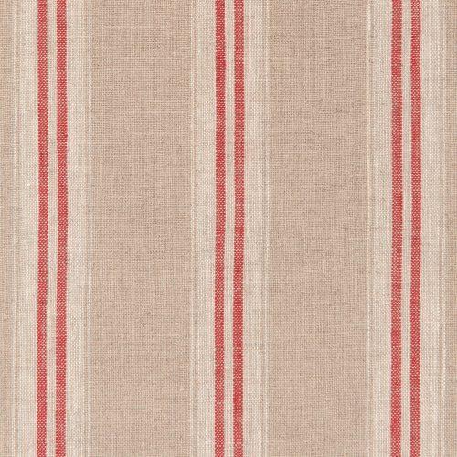 Mullion Stripe Red