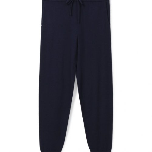 Super Soft Knitted Lounge Pant - Navy