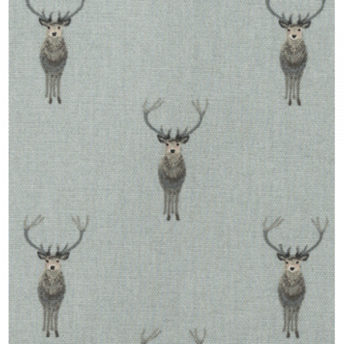 Highland Stag Fabric