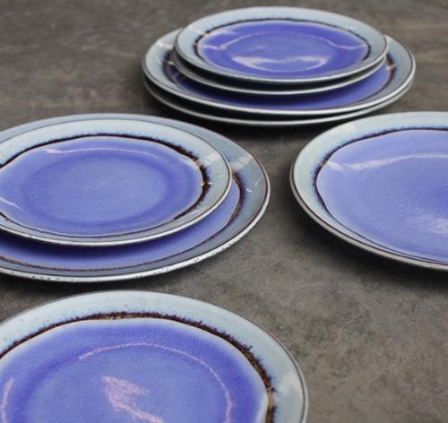 Dakara Blue Plates