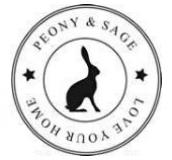 Peony & Sage