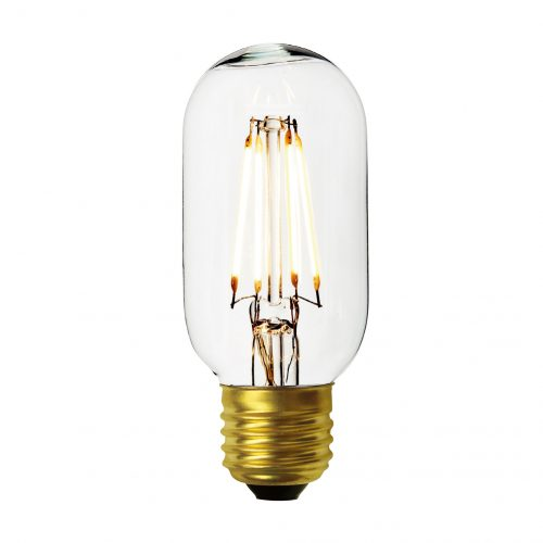 Tube LED Filament Bulb