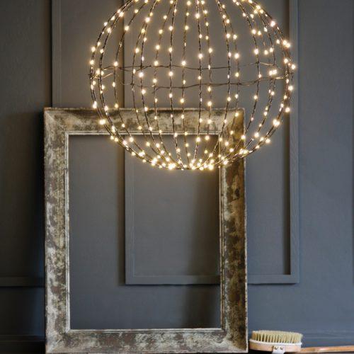LED Sphere - Mains
