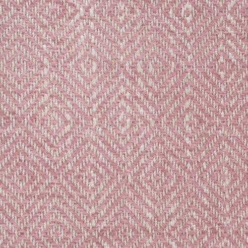 Diamond Weave Pink