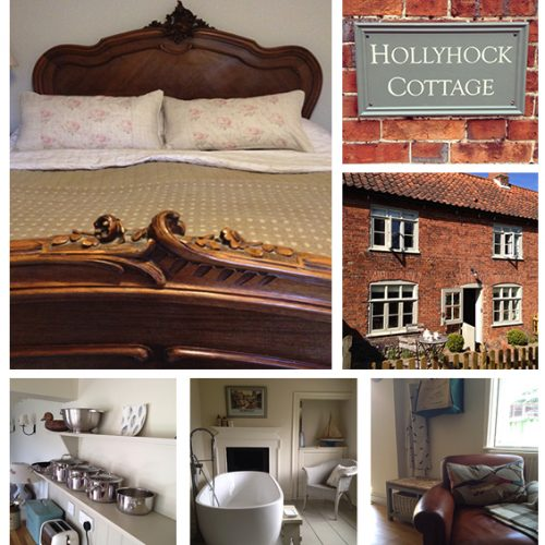 hollyhock holiday cottage