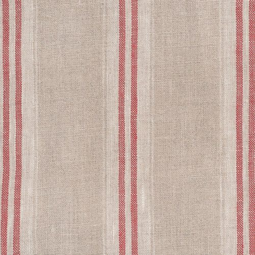 Mullion Stripe Red