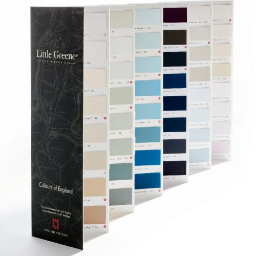 Free Little Greene Chart