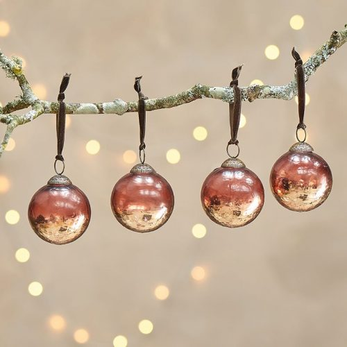 Antique Rust Bauble